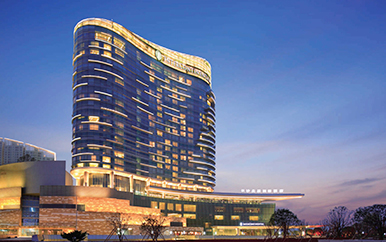 中国湖南长沙北辰洲际酒店