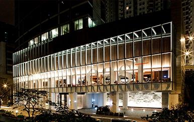 中国香港东隅酒店