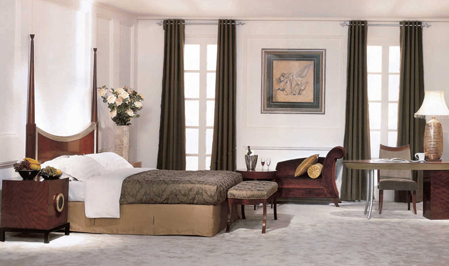 五星级酒店的家具装饰设计有严格的要求
