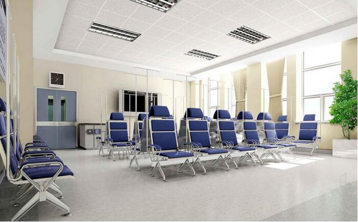 医疗家具在颜色、选材、制造要求上面都有要求